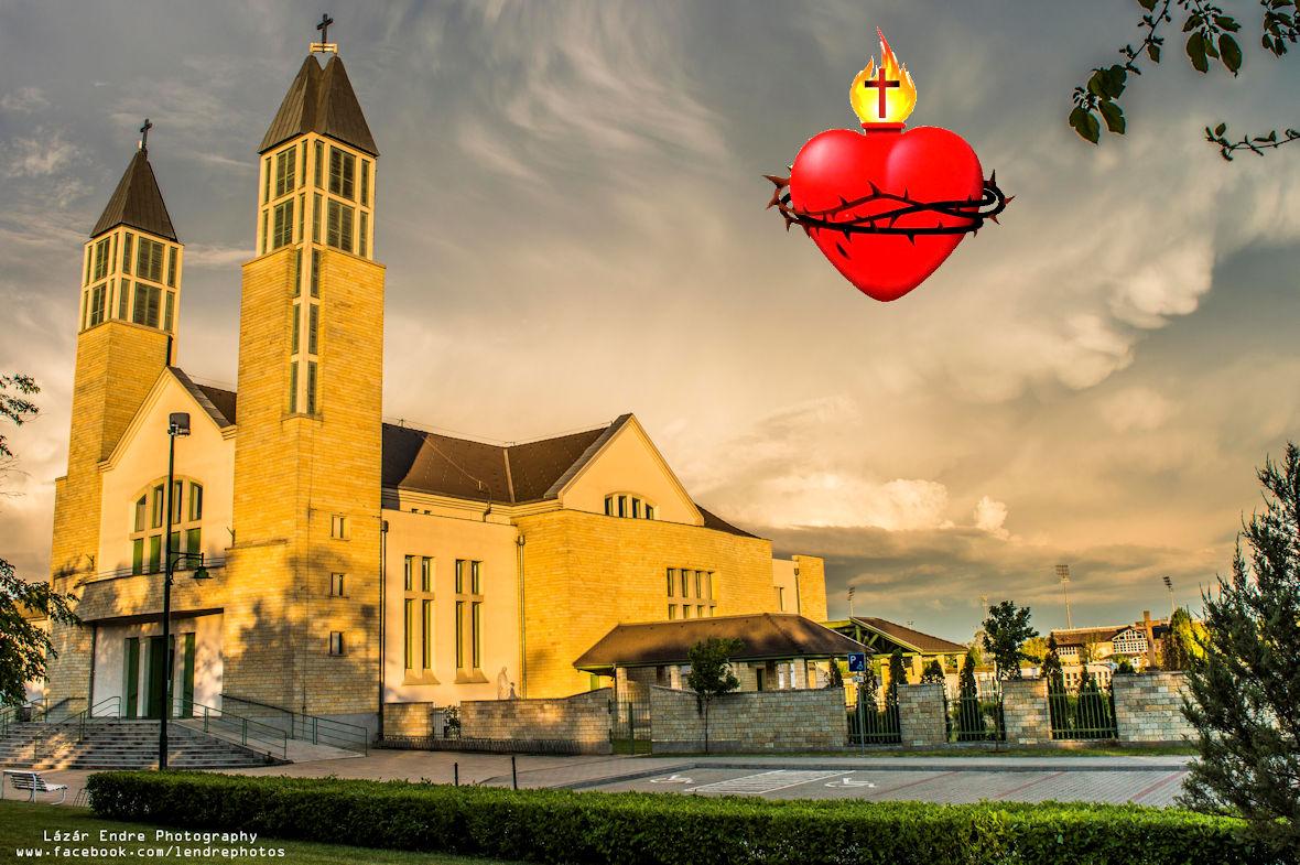 Jézus Szíve Plébánia
